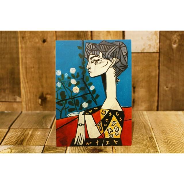 ピカソ メッセージカード01/ポストカード 浜松雑貨屋 C0pernicus