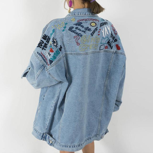 オーバーサイズ デニムシャツ デニムジャケット SHW381801