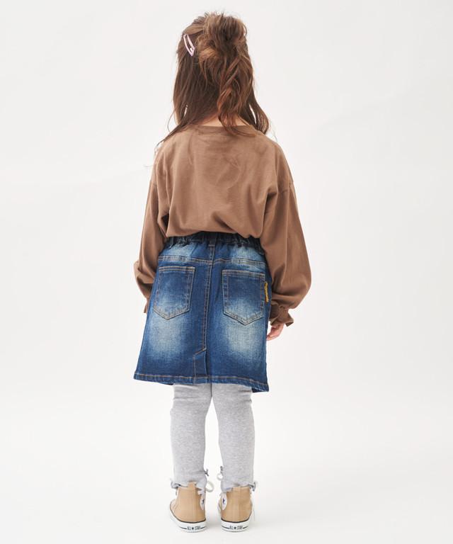 《セットアップ可能》デニムスカート