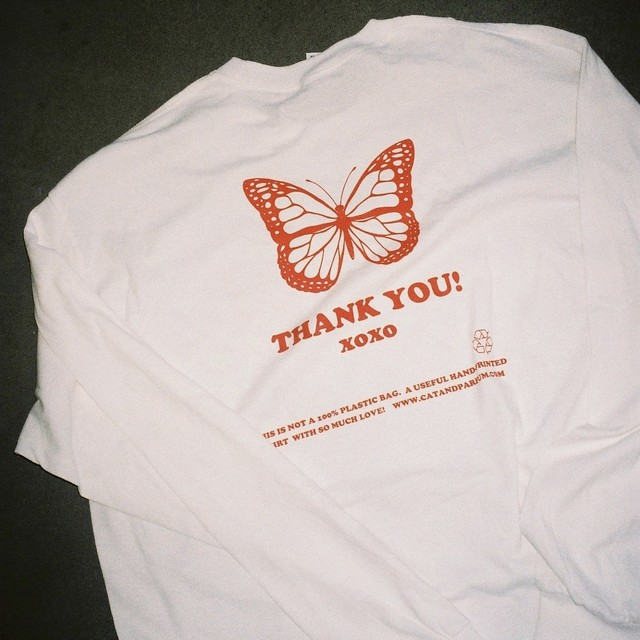 Thank you Long Sleeve