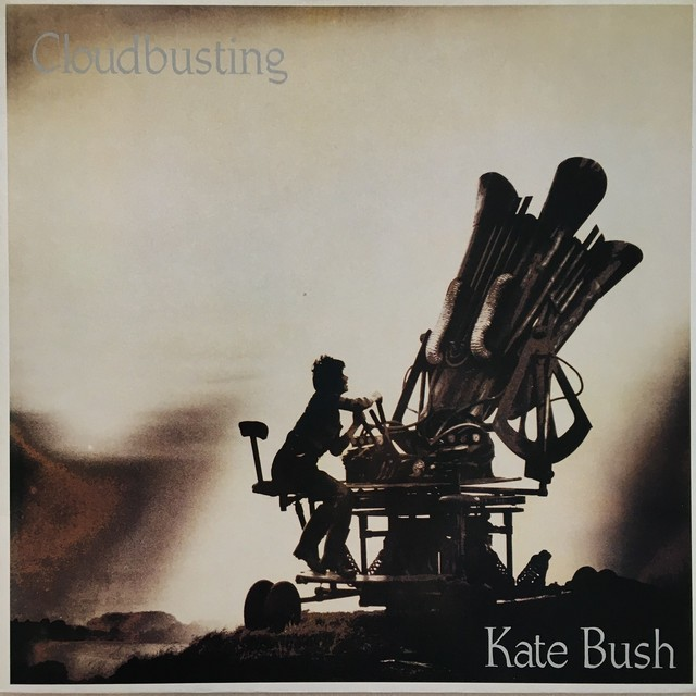 【12inch・蘭盤】Kate Bush / Cloudbusting