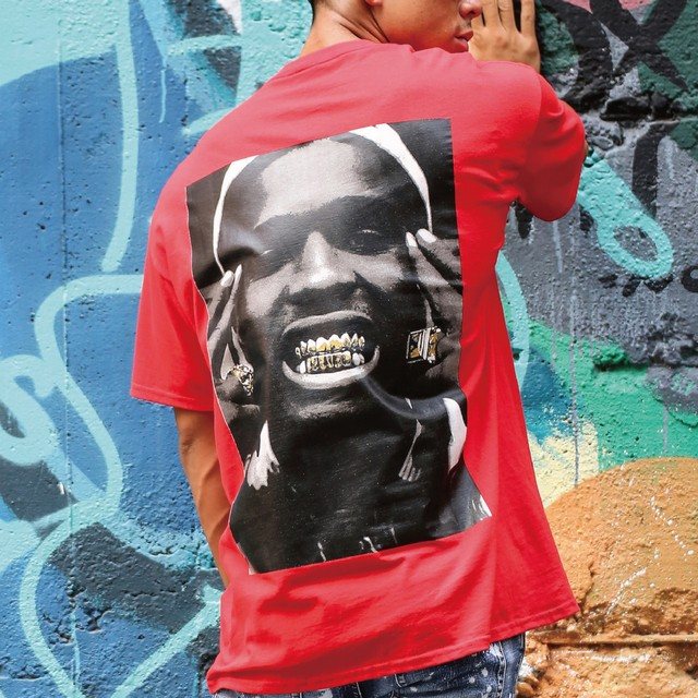 SS TEE $UP ROCKY