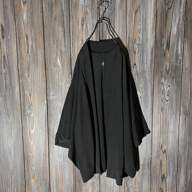 [used]mode black haori
