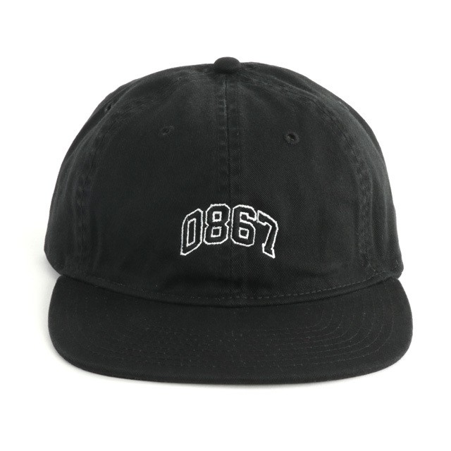 One Family Co. × 0867 / 100% Nylon Taslan Cap / Sport / Logo / Navy