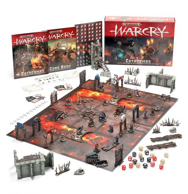WARCRY: CATACOMBS (JAPANESE)