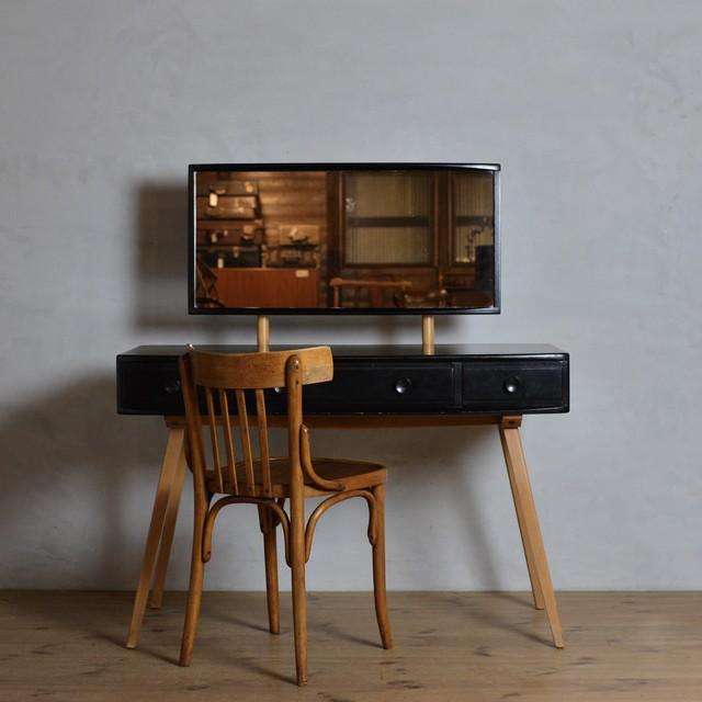 Ercol Dressing Table / アーコール ドレッシング テーブル〈鏡台・化粧台・什器・テーブル・デスク〉