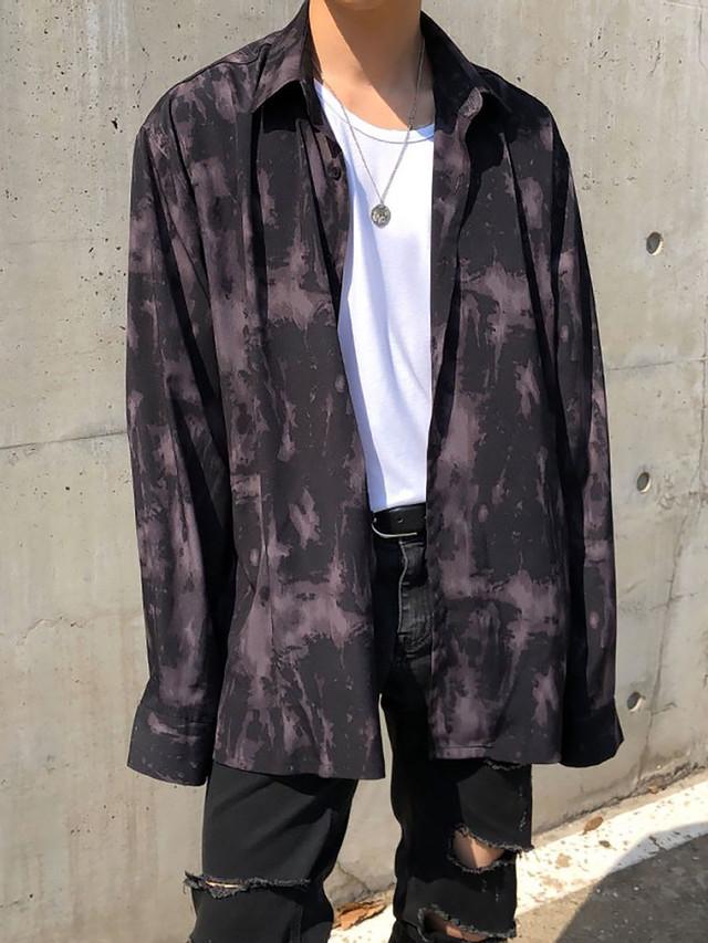 【UNISEX - 1 size】TIEDYE SHIRT / 2colors
