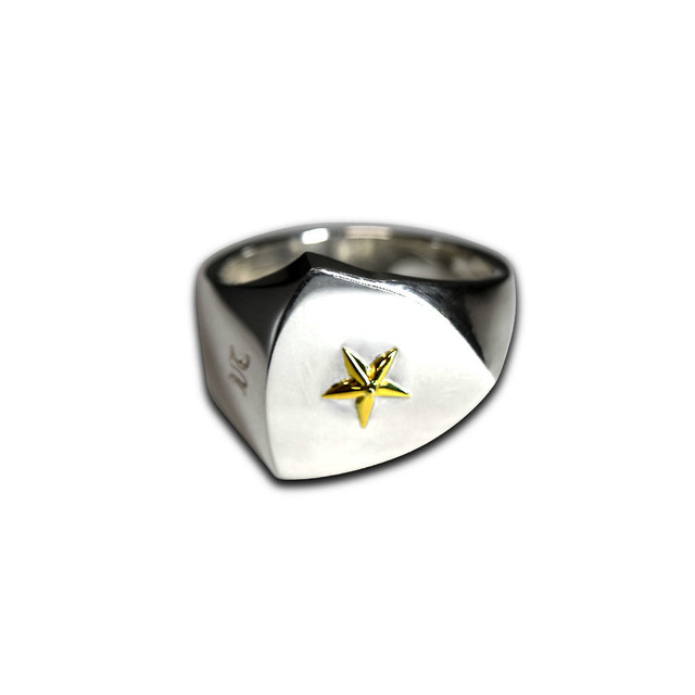 【送料無料】Stella Triangulum Ring  by Sorpresa Collection【品番 17A2001】