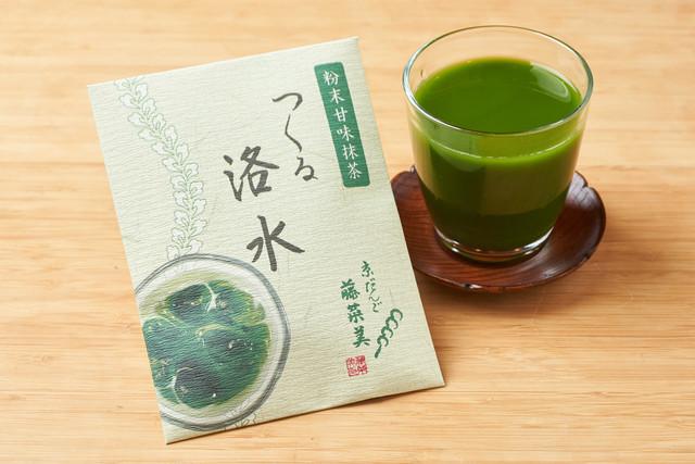 つくる洛水(粉末甘味抹茶)