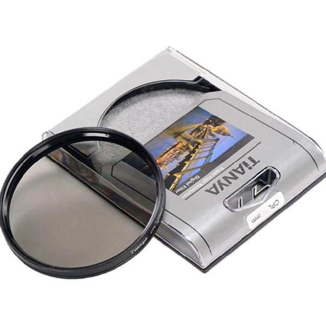 Optic65カメラ用 PL(偏光)フィルター