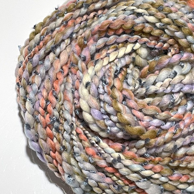 Wave yarn -No.2 / 50g-