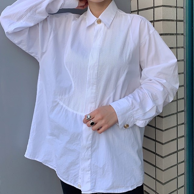 """breckwold"" vintage dress shirt"