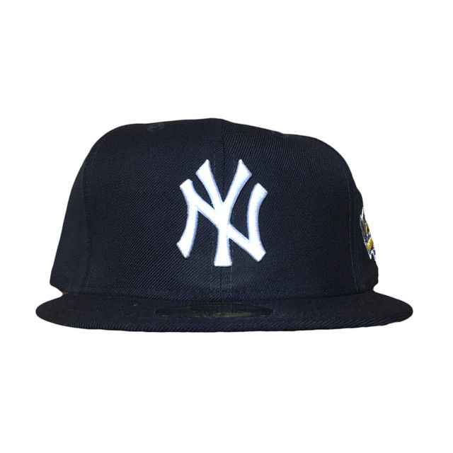 NEW ERA New York Yankees 1996 World Series 59Fifty Fitted / Navy×White