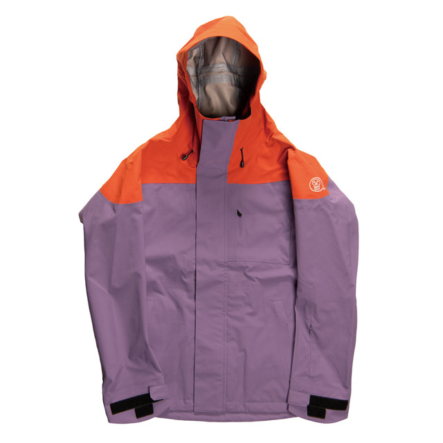 <予約商品>来期モデル2022unfudge snow wear // PEEP JACKET // PURPLE