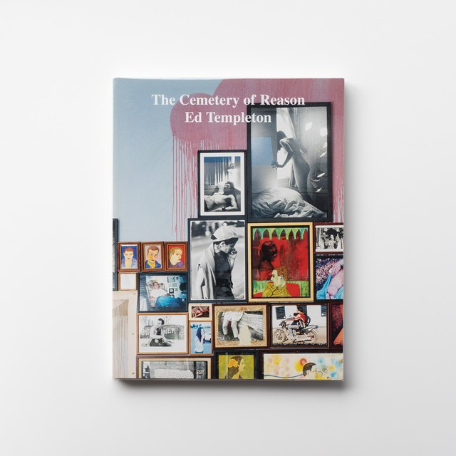 (古本) The Cemetery of Reason by Ed Templeton