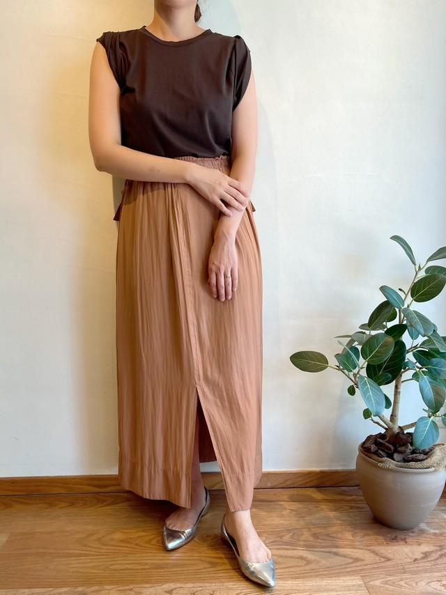 TICCA / サテン3WAYスカート
