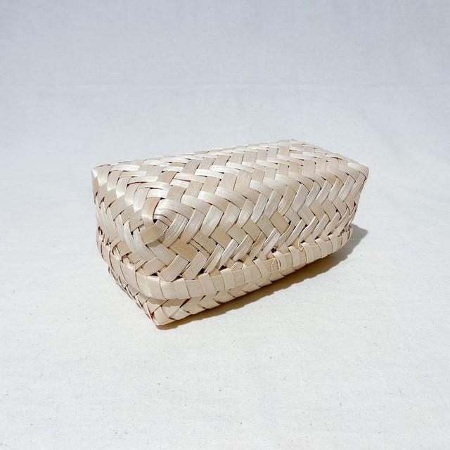 イタヤ細工 弁当箱|長方形