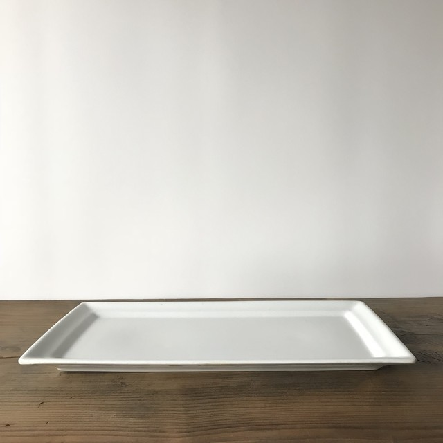 ARABIA / rectangle plate