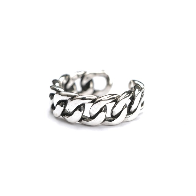 S925 THICK CHAIN RING 01