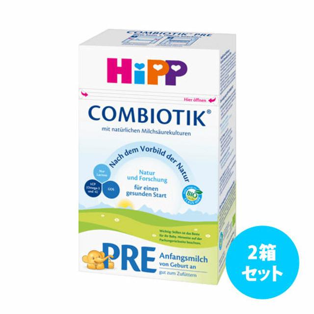 [6箱セット] Hippコンビオティック粉ミルク600g (2 ~3)