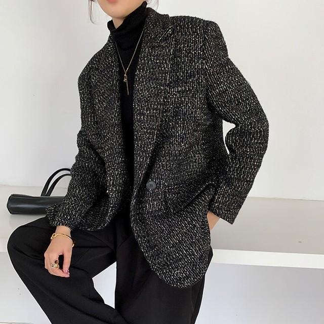 Tweed jacket KRE558