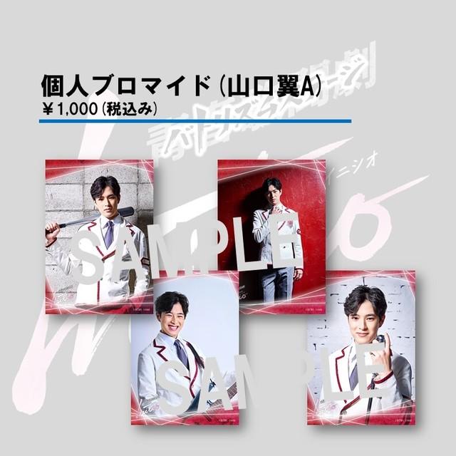 個人ブロマイド 山口翼(コウメイ)/舞台「青春歌闘劇バトリズムステージINITIO」