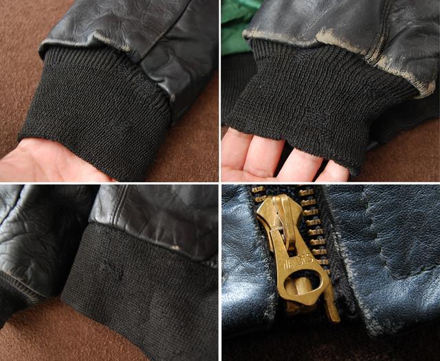 50s Durable ホースハイドジャケット