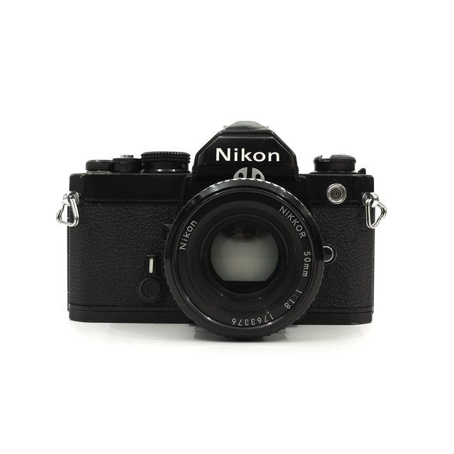 【New】Nikon FM Black
