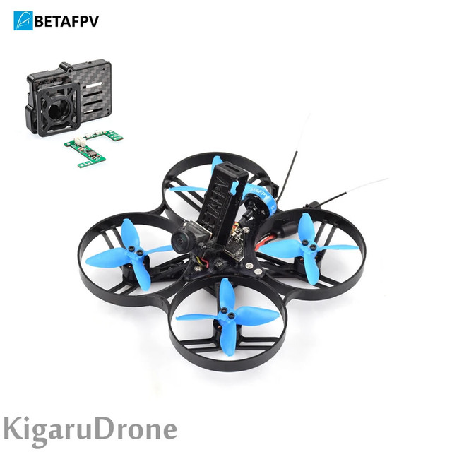 【玄人向け】BETAFPV Beta85X Whoop for Naked GoPro(剥きプロ)  レシーバーAC900 / XM+(Futaba / Frsky)
