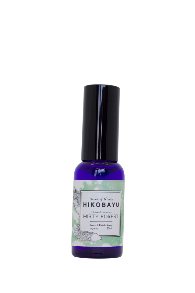 MISTY FOREST トドマツスプレー ETHEREAL HARMONY  Room & Fabric Spray 30ml