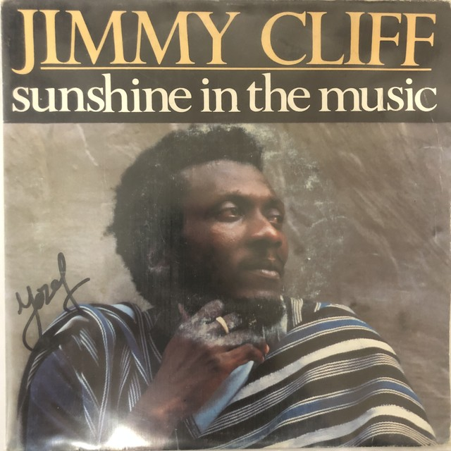 Jimmy Cliff - Sunshine In the Music【7-20580】