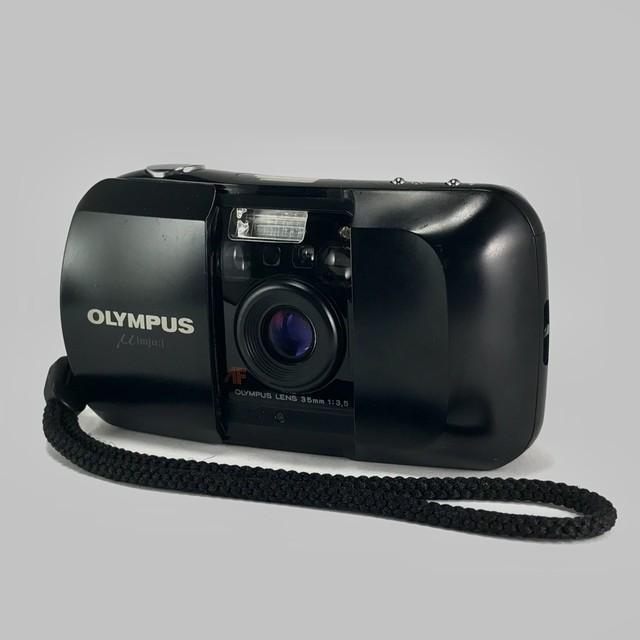 Olympus μ