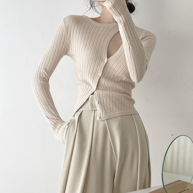 Design cardigan KRE651