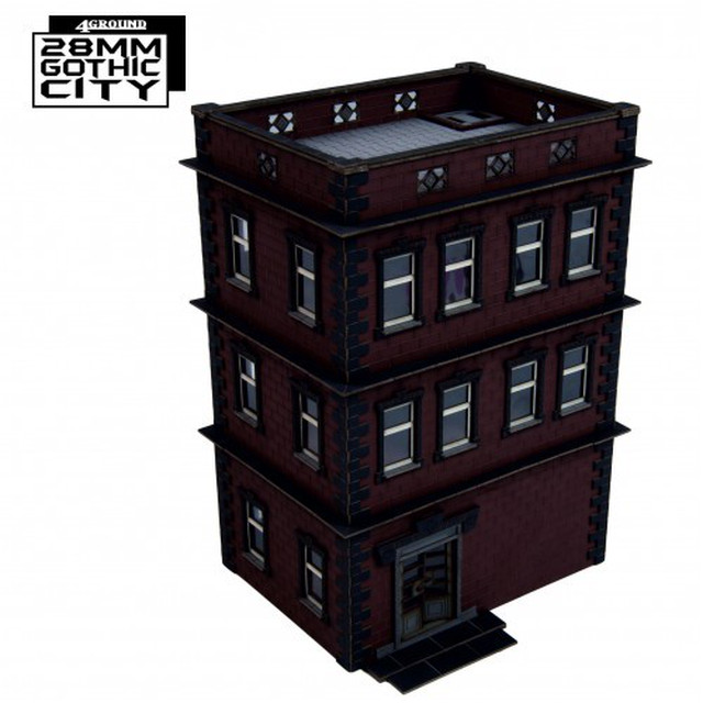 【予約発注】North Point Tenement 2 28F-GOC-205