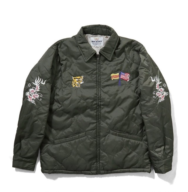HOUSTON / VIETNAM JACKET(MAP)
