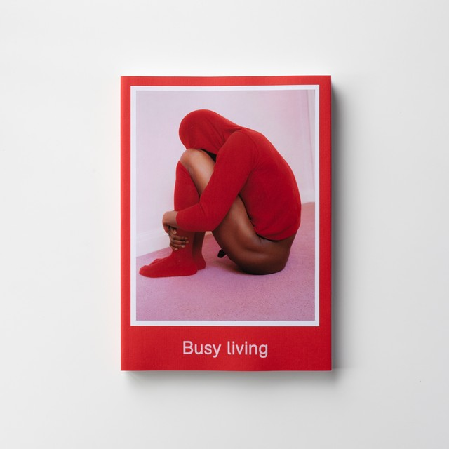 BUSY LIVING by Coco Capitán