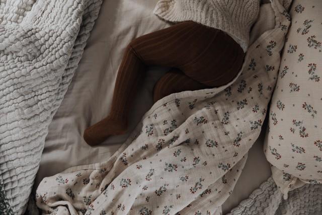 Garbo&Friends/Clover Muslin Swaddle Blanket
