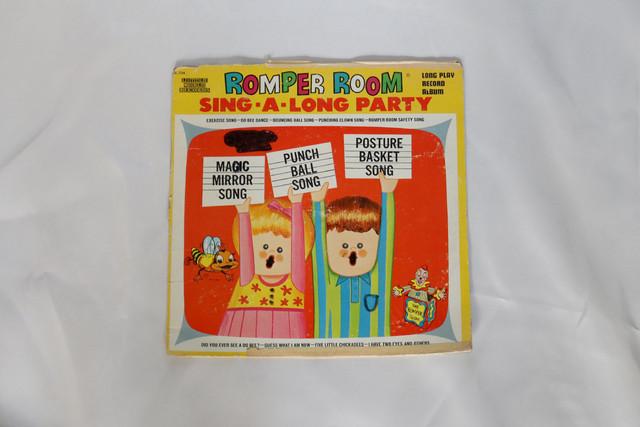 【アメリカ】レコード / ROMPER ROOM