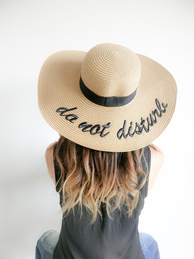 do not disturb Hat 0SS017-17