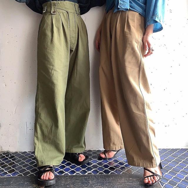 replica / Austrian army Gurkha pants