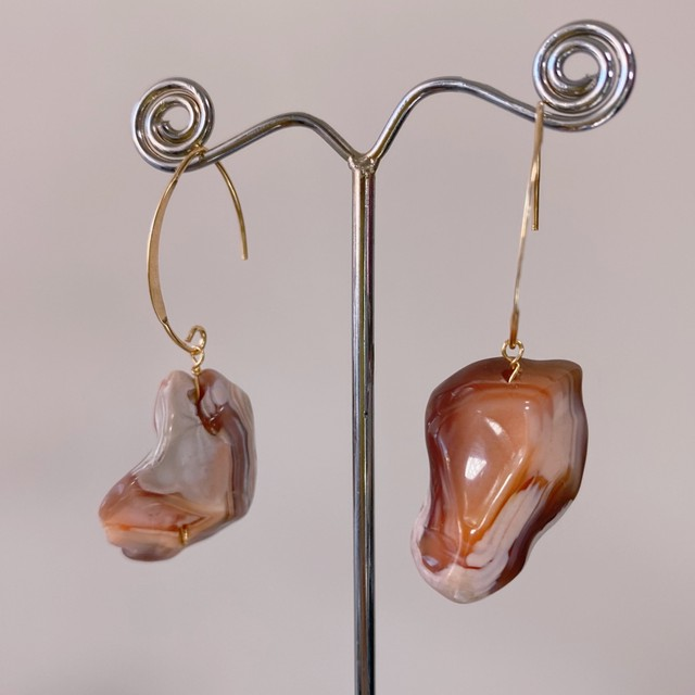 Moroccan Agate Hook