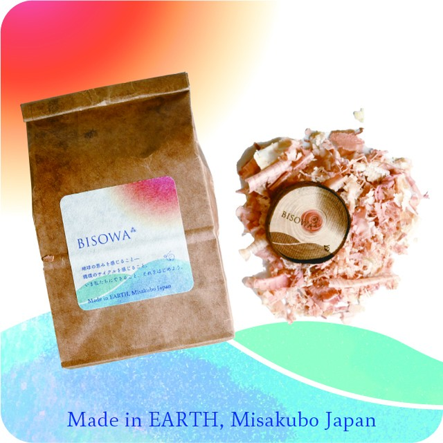 Ki-sekiのカケラたち —Made in EARTH, Misakubo Japan—
