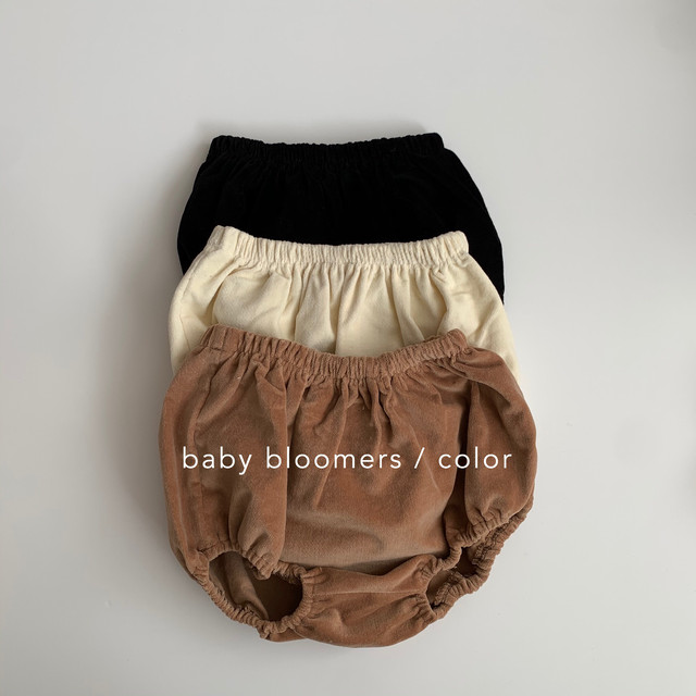 755. baby bloomer / color