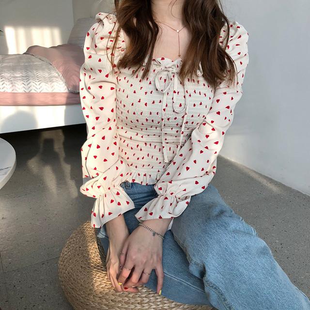 blouse YL3007