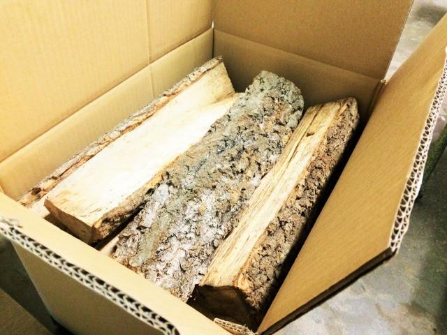 薪ストーブ用 薪(広葉樹) 約20kg