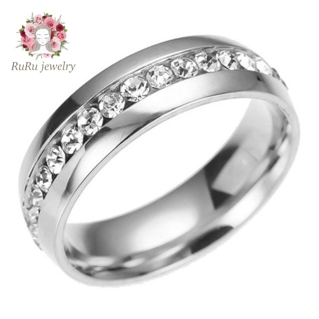 Casual cz diamond(ring)