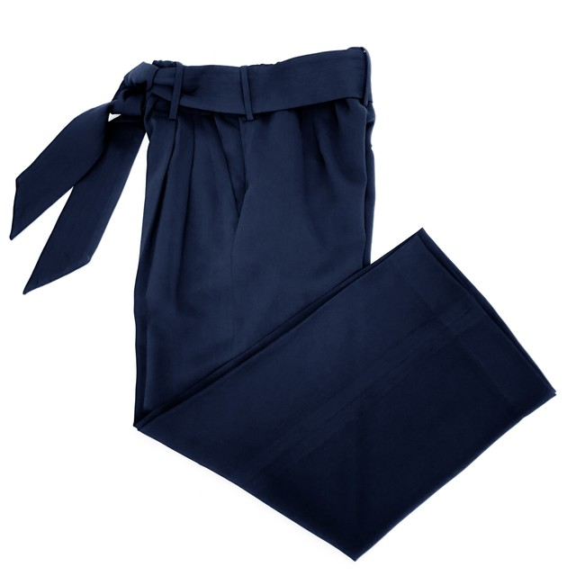 Formal Wide Pants/NAVY