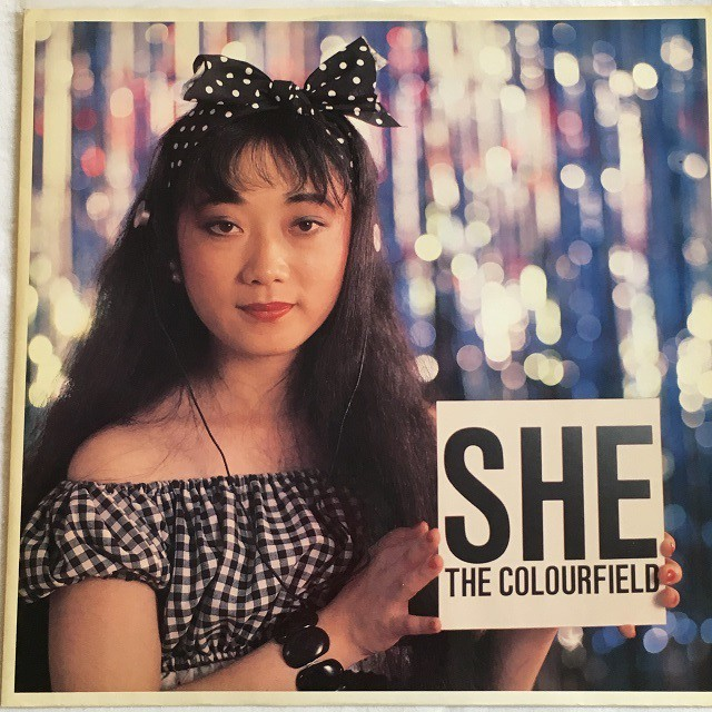 【12inch・英盤】The Colourfield  /  She