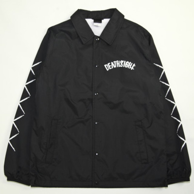 """deathsight"" C JKT / BLACK - メイン画像"