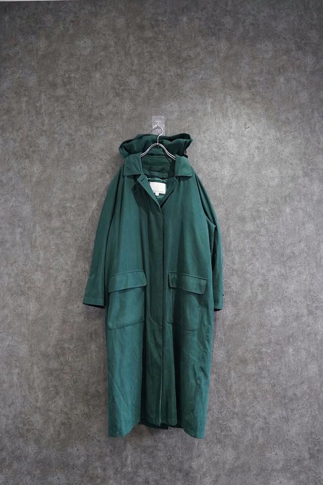 LONDON FOG   long coat green